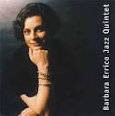 Copertina dell'album con un primo piano di Barbara